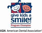 Give Kids A Smile Program Champion
